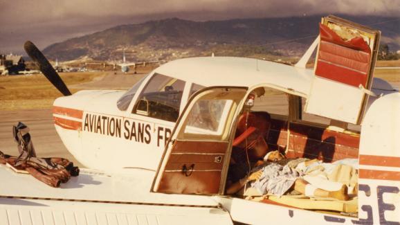 Άπειρη πτήση στην Ονδούρα.  & Nbsp;