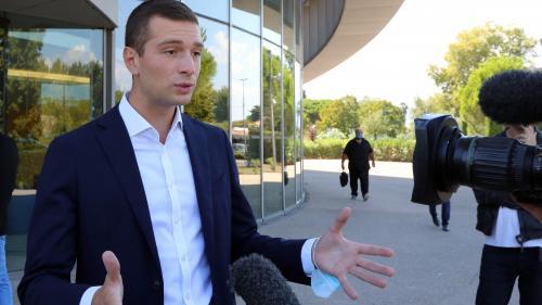 Elections régionales : Jordan Bardella tête de liste en Ile-de-France d'un RN en quête de respectabilité