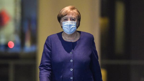 Allemagne : un hommage rendu aux victimes du Covid-19