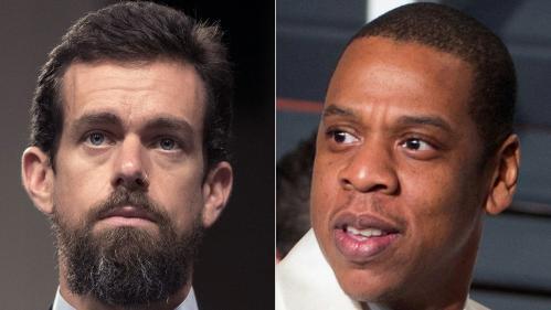 Le patron de Twitter prend les rênes de Tidal, la plateforme musicale du rappeur Jay-Z