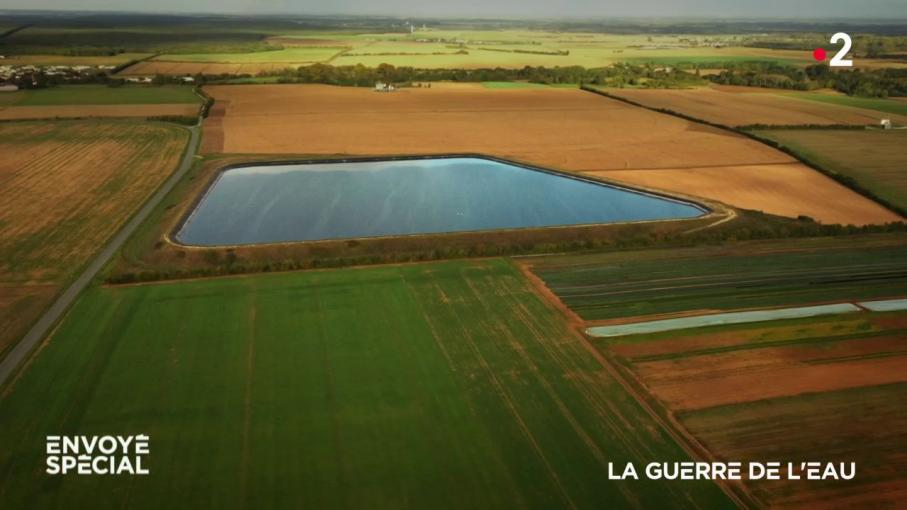 VIDEO. La guerre de l'eau