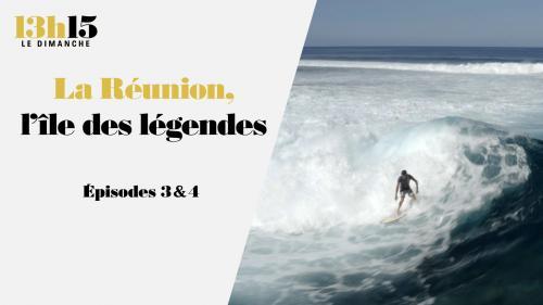 Cette série inédite en quatre épisodes prend la direction de l'île de La Réunion. Paradis d'eau et de feu, volcan au milieu de l'océan Indien, un territoire où des aventuriers vivent au rythme des éruptions et des vagues. Et comme tout territoire sauvage, cette île peut être aussi belle que dangereuse…