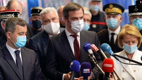 Covid-19: Olivier Véran s'engage à poursuivre l'accélération de la campagne de vaccination