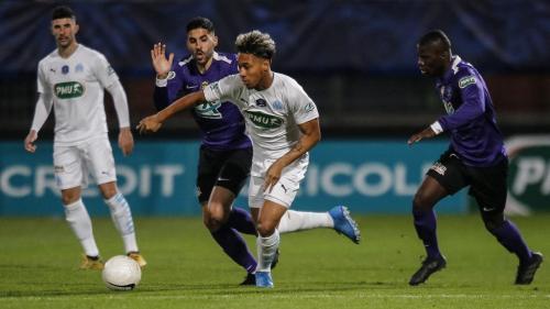 Coupe de France : exploit des amateurs de Canet-en-Roussilon, joueurs de quatrième division, qui sortent l'Olympique de Marseille (2-1)