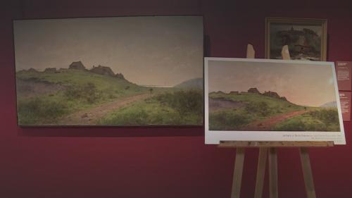 Image de couverture - A Saint-Lô, les œuvres d'un musée s'exposent dans les commerces