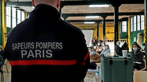 Covid-19 : les sapeurs-pompiers de Paris prêts à reconduire et amplifier leurs opérations de vaccination