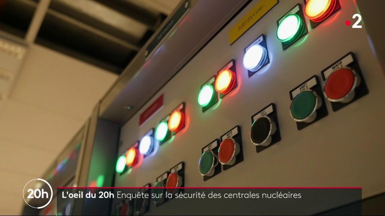 VIDEO. Centrales nucléaires : des départs de feu dans les moteurs de secours installés après Fukushima - Franceinfo