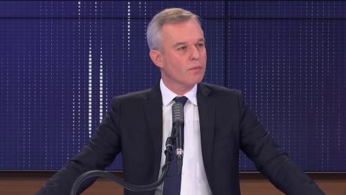 """Manifestations pour le climat : """"J'en aiassez de ces professionnels de la manif"""" qui sont dans """"l'opposition systématique"""", s'agace François de Rugy"""