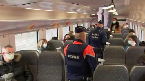 Belgique : dans les trains vers la côte, les passagers doivent s'asseoir côté fenêtre pour limiter les contacts