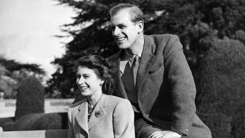 """Mort du prince Philip : """"Il était le grand amour d'Elizabeth II"""""""