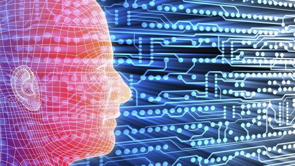 La reconnaissance faciale, une technologie que l'entreprise française Idemia développe à un haut niveau. Elle vient de remporter le concours international Face Recognition Vendor Test. (Illustration) (GETTY IMAGES / SCIENCE PHOTO LIBRARY RF)