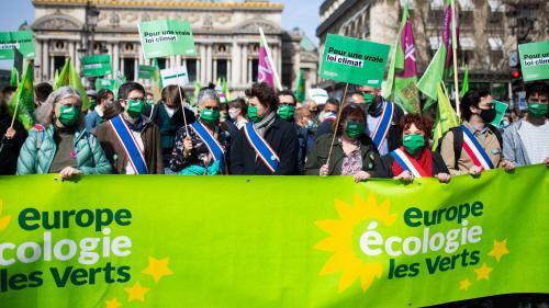 Election présidentielle : les écologistes lancent une plateforme pour définir leur futur programme