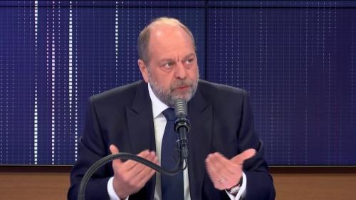 """VIDEO. Présidentielle 2022 : Éric Dupond-Moretti """"souhaite"""" qu'Emmanuel Macron """"se représente"""""""