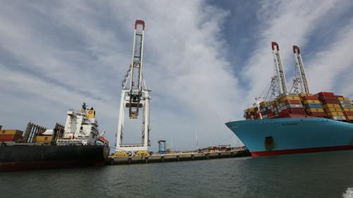 Le Havre : dix suspects en garde à vue après la mort en 2020 d'un docker sur fond de trafic de drogue