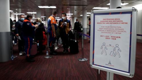 quarantaine obligatoire pour les voyageurs venant de Guyane, du Brésil, d'Argentine, du Chili et d'Afrique du Sud