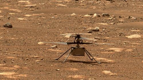 Ingenuity réussit l'exploit de voler sur Mars, l'exploration spatiale dans une nouvelle ère