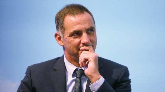 Gilles Simeoni, président du Conseil exécutif de la collectivité de Corse, en septembre 2019.