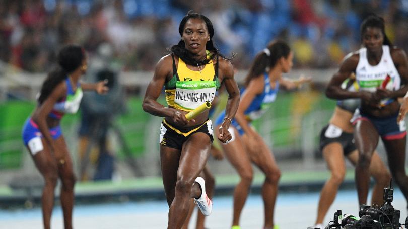 """Image de couverture - JO 2021 : """"Je suis ressortie mentalement plus forte"""", l'athlète Novlene Williams-Mills revient sur sa bataille contre le cancer"""