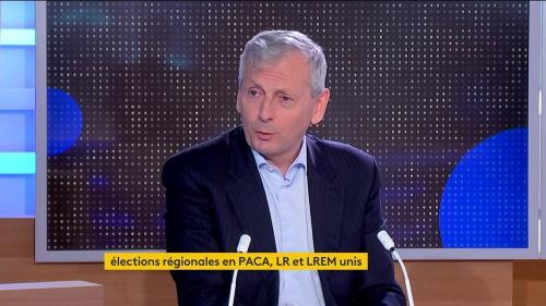 """""""Il y a deux droites irréconciliables"""", selon Jean-René Cazeneuve (LREM)"""