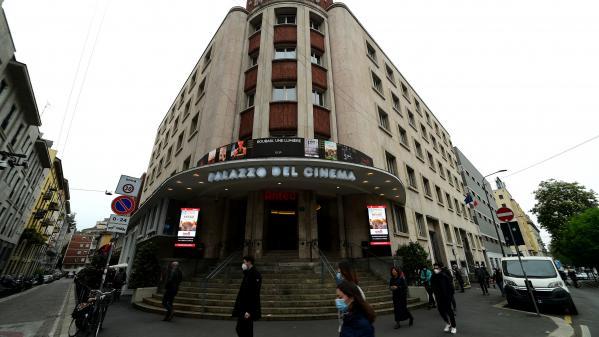 Covid-19 : Rome rétablit l'obligation de sortie en salle des films italiens subventionnés
