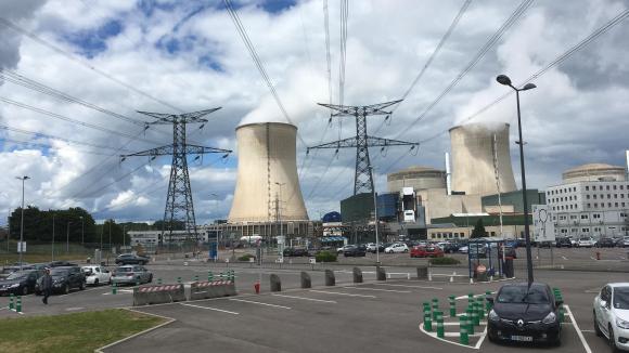 Centrale nucléaire de Cattenom (Moselle). Photo d'illustration.