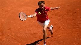 Masters 1000 de Madrid : Medvedev au tapis, Thiem passe en force... Ce qu'il faut retenir de la quatrième journée
