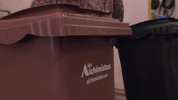 Marseille se met au ramassage des biodéchets, transformés en compost