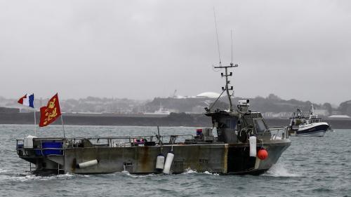Pêche : entre Londres et Paris c'est électrique, le Royaume-Uni envoie deux navires de patrouille