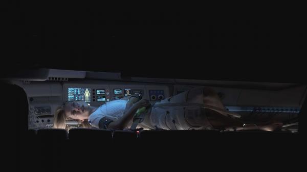 Cinéma : Mélanie Laurent étouffe dans «Oxygène» d'Alexandre Aja