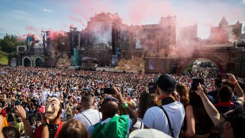 Le premier ministre belge De Croo envisage la tenue cet été de festivals comme Tomorrowland