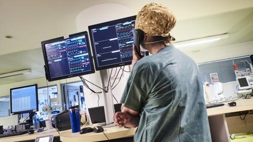 Covid-19: le recul se confirme en réanimation, le nombre de patients passe sous la barre des 4900