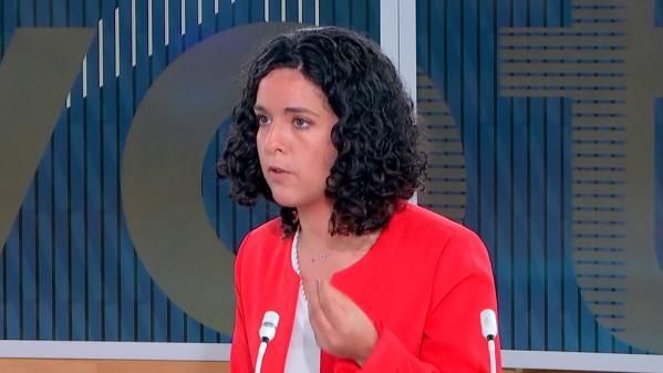 """La députée européenne de La France insoumise était l'invitée de """"Votre instant politique"""" lundi sur franceinfo canal 27. Elle est revenue sur la mort d'une jeune femme à Mérignac, tuée par son mari, le 4 mai."""