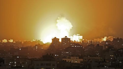 Heurts à Jérusalem : au moins 20 morts à Gaza lors de frappes israéliennes