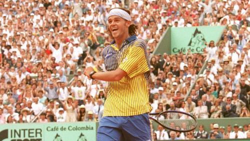 Roland Garros : comment Gustavo Kuerten a conquis le cœur de Paris et laissé une trace indélébile sur la terre battue parisienne