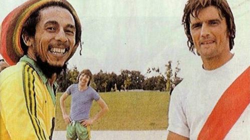"""""""Bob Marley avait une certaine adresse balle au pied"""" : quand la légende du reggae improvisait un match de foot avec le FC Nantes"""