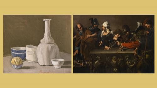 Image de couverture - De Giorgio Morandi à Zao Wou-Ki, les expositions de la reprise en régions