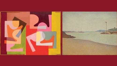 Image de couverture - Picasso-Rodin, l'abstraction au féminin, Signac... les expositions de la reprise à Paris