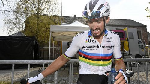 JO 2021 - Cyclisme : Julian Alaphilippe renonce aux Jeux Olympiques de Tokyo