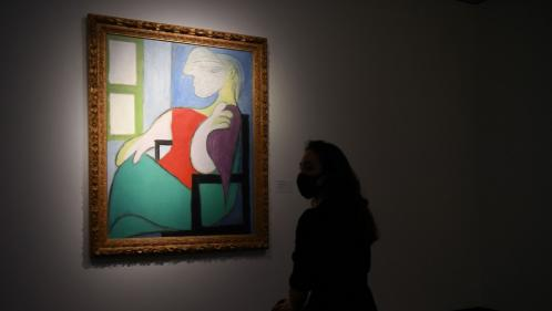 Un tableau de Picasso vendu 103 millions de dollars à New York