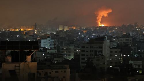 Israël-Palestine : l'armée israélienne dément finalement être entrée dans la bande de Gaza et évoque un problème de