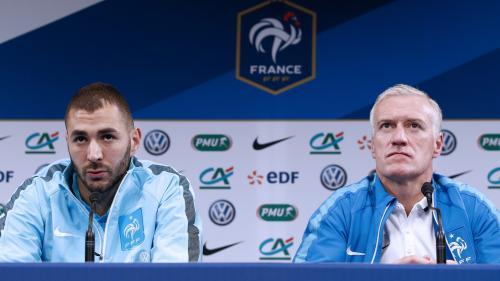 """Euro 2021 : Karim Benzema est """"une arme offensive supplémentaire et une arme de grand talent"""", selon Bixente Lizarazu"""