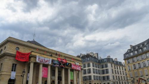 Théâtre de l'Odéon : il n'y aura pas de représentation tant que dure l'occupation