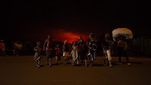 République démocratique du Congo : la ville de Goma évacuée après l'éruption du volcan Nyiragongo