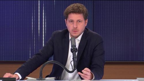 VIDEO. Policière municipale attaquée : Il faut plus de moyens pour protéger les forces de l'ordre, plaide Julien Bayou (EELV)