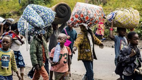 Volcan Nyiragongo: accalmie à Goma, le gouvernement défend sa gestion
