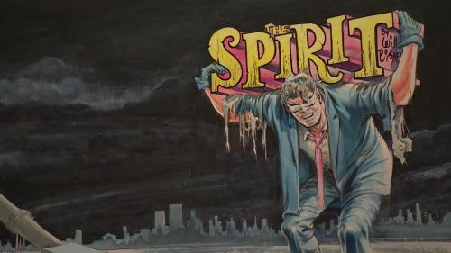 """Image de couverture - Will Eisner, père du """"Spirit"""" et des comics américains, à l'honneur de la Biennale de la BD de Cherbourg"""