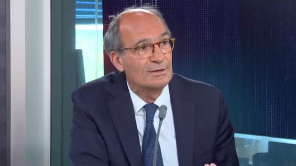Éric Woerth, député Les Républicains de l'Oise, était l'invité de franceinfo lundi 31 mai 2021.