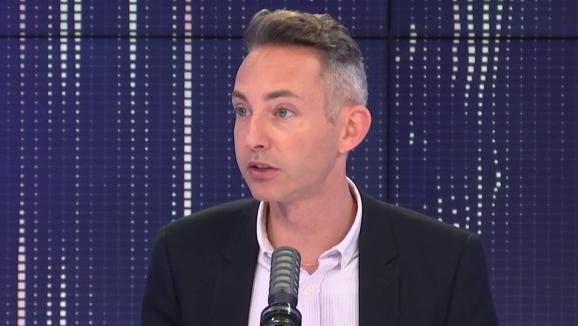 """Ian Brossat,adjoint communiste à la mairie de Paris, chargé du logementétait l'invité du """"8h30 franceinfo"""", samedi 5 juin 2021."""