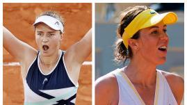 Image de couverture - Roland-Garros : Régularité, mental, physique... La finale Pavlyuchenkova-Krejcikova vue par Justine Henin