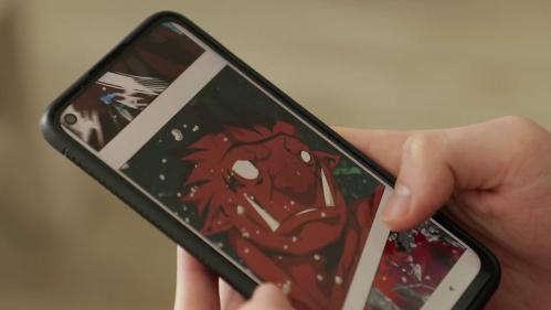 Image de couverture - Le phénomène des webtoons, ces BD à lire sur son smartphone